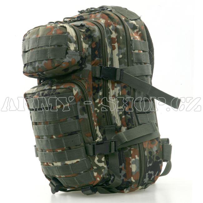 a72338f468 Batoh vojenský US ASSAULT PACK 50L - BW camo
