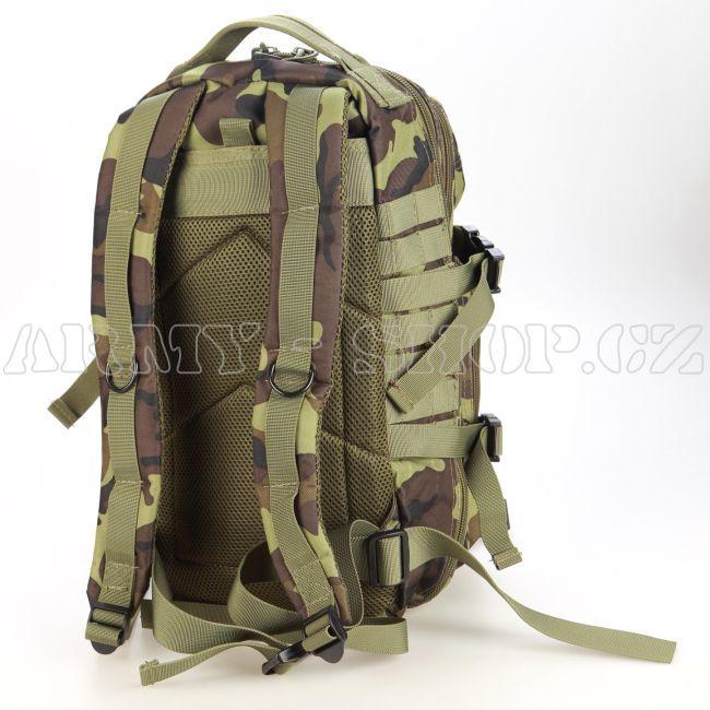 Popis zboží. Vojenský mnohoúčelový útočný batoh ff267468be