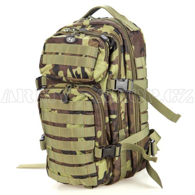 dcf4014ac7 Batoh vojenský US ASSAULT PACK 30L - vz.95