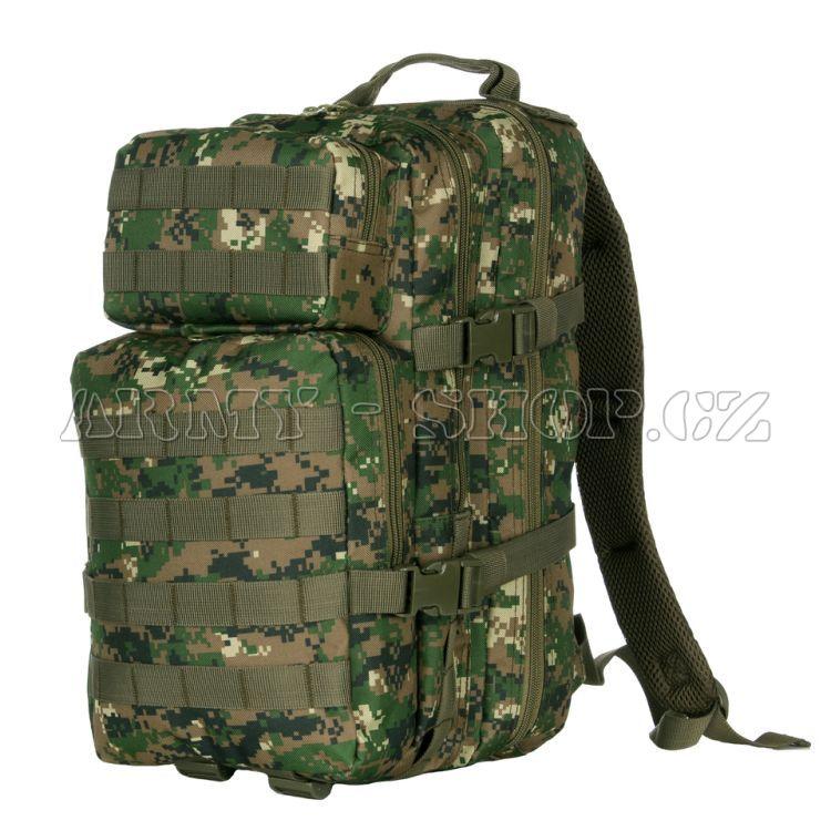 56fc961a4c Batoh vojenský US ASSAULT PACK 30L - Digital