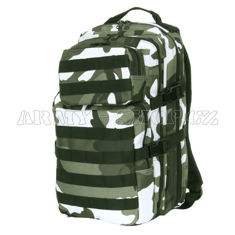 f4965f8286 Batoh vojenský US ASSAULT PACK 30L - Metro