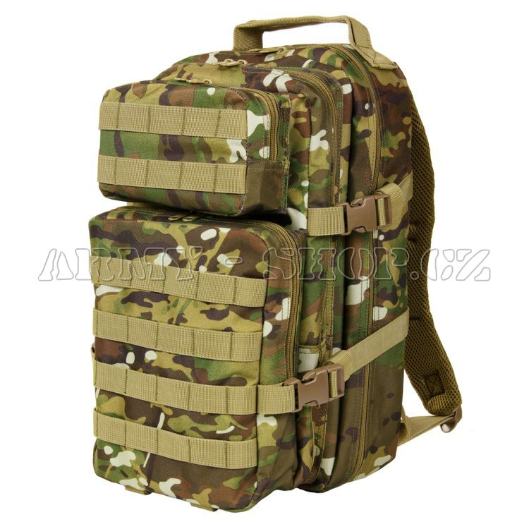 934b25813f Batoh vojenský US ASSAULT PACK 30L - Multicam