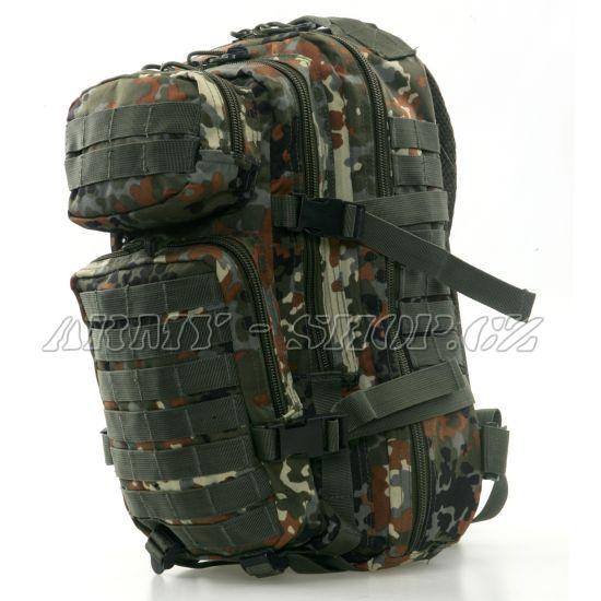 87c0f26434 Batoh vojenský US ASSAULT PACK 30L - BW camo
