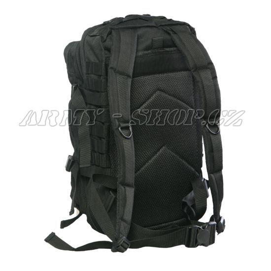 Batoh vojenský US ASSAULT PACK 30L - černý e648c421d4
