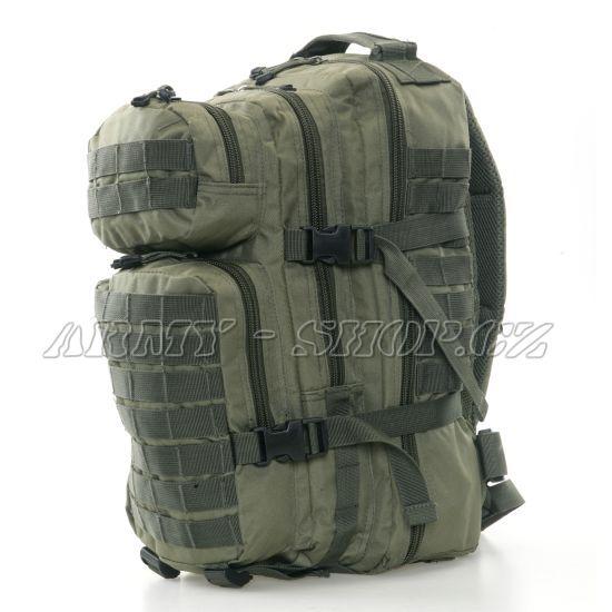 Batoh vojenský US ASSAULT PACK 30L - olivový f6afc1468f
