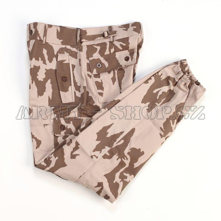 Kalhoty CZ vz.95 pouštní  3b7becd015