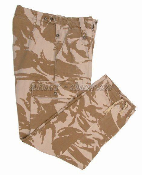 89e9e8256 Kalhoty - Orig. Britská armáda - pouštní | army-shop.cz