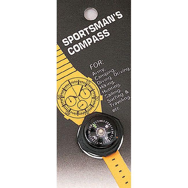 Kompas mini na hodinky - plastový d89db9f8719