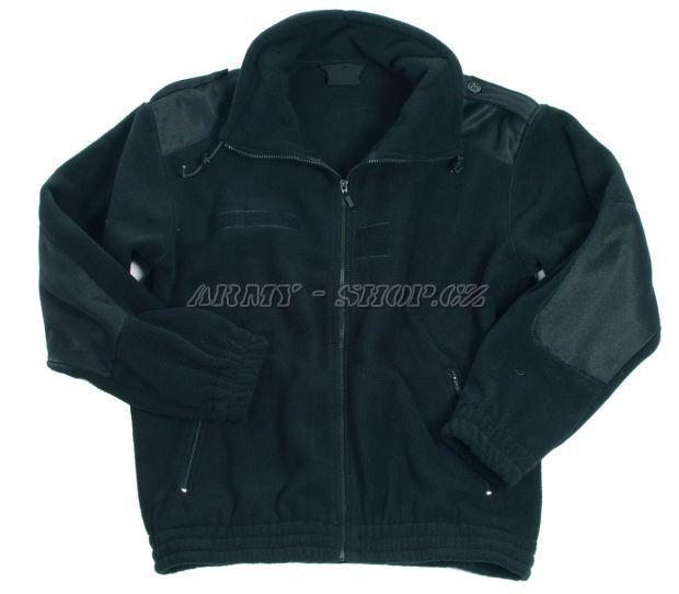 9a5590c0cc8c Mikina ARMY fleece - Černá