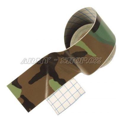 Maskovací páska na zbraně