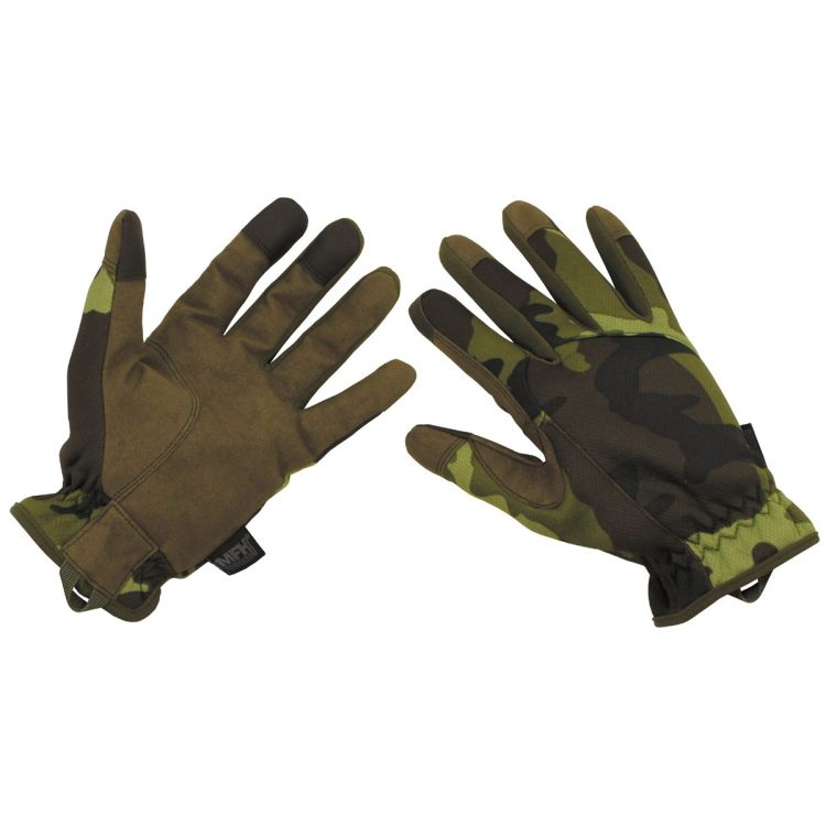 Taktické prstové rukavice MFH vz.95  7cd5d39818