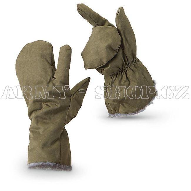 d9d5d859166 Palcové rukavice vz.85 olivové