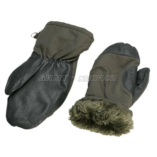 cf2e49ae3b1 Zimní rukavice PALČÁKY - oliv - orig. BW