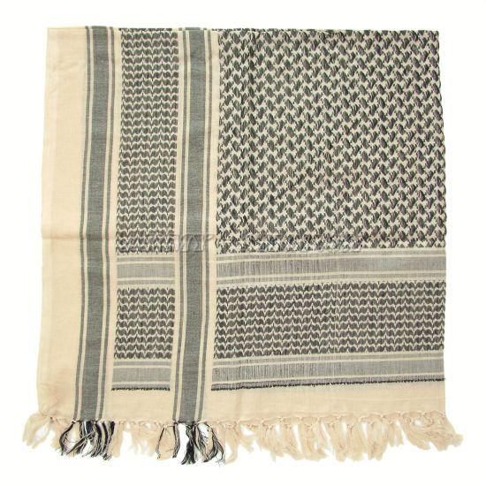b3578e4c139 Palestinský šátek - Béžový