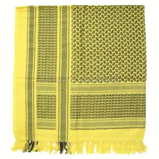 Palestinský šátek - Žlutý  146597f977