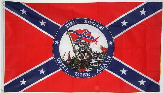 Vlajka Konfederace - rebel fcaf59d20e