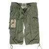 Kalhoty 3/4 AIR COMBAT oliv