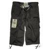Kalhoty 3/4 AIR COMBAT černé
