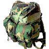 Batoh A.L.I.C.E - 55l - woodland - komplet
