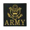 Nášivka - nápis + znak ARMY