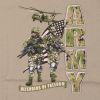 Triko béžové DESIGN ARMY 3