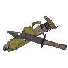 M9 Bajonet - REPRO