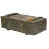 Vojenská muniční bedna dřevěná