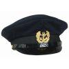 Čepice kapitánská s odznakem MODRÁ