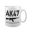 Hrnek s potiskem AK-47