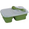 Svačinový lunch BOX skládací silikon
