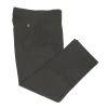 Kalhoty kapsáče MOLESKIN - černé