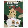 Hrací karty MILITARY