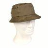 Lovecký klobouk s kapsičkou Olivový