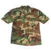 Košile maskáčová  HAWAI - Woodland