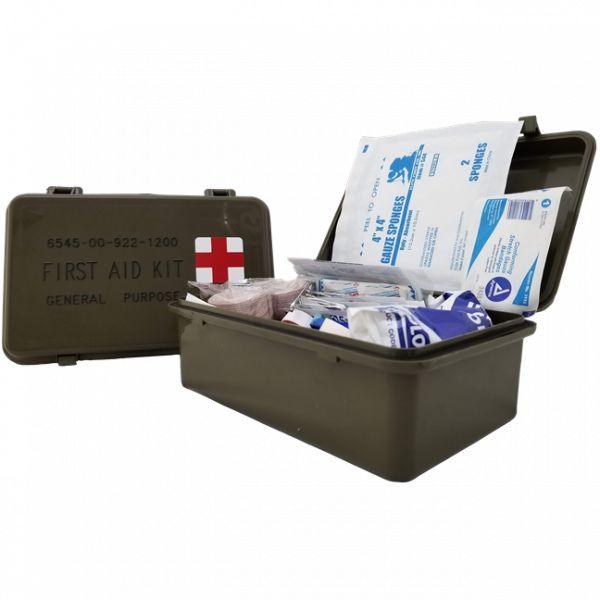 Lékárnička FIRST AID KIT v kufříku
