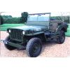 Magnetka JEEP Willys