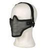 Maska AIRSOFT metal 101 INC černá