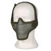 Maska AIRSOFT metal 101 INC olivová
