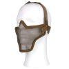 Maska AIRSOFT metal 101 INC písková