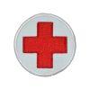 Nášivka zdravotník červený kříž