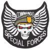 Nášivka SPECIAL FORCES COMMANDO