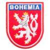 Nášivka Lev Bohemia nápis