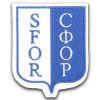Nášivka SFOR - barevná