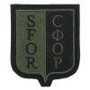 Nášivka SFOR - bojová