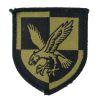 Nášivka Britská orel 16 AAB - bojová
