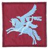 Nášivka Pegasus Parachute - barevná