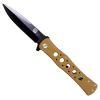 Nůž zavírací SHADOW H219 pískový