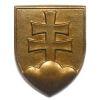 Odznak Slovensko ERB čepicový