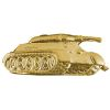 Odznak ČSLA Tankové vojsko zlatý