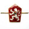 Odznak ČSLA - LEV červený